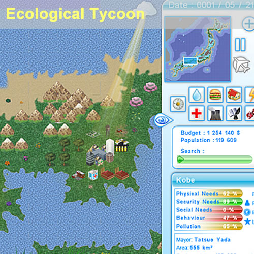 Ecological Tycoon
