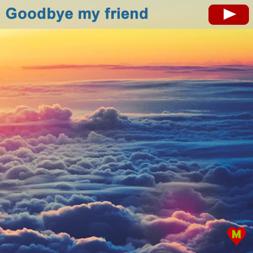 Goodbye my friend - Jan Knetsch