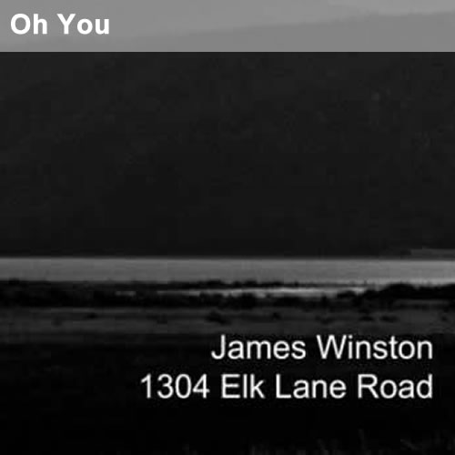Oh You - James Winston