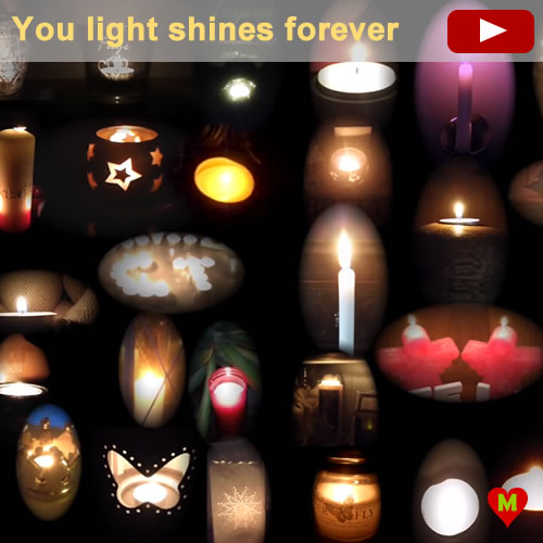 Your light shines forever - Saskia Heemskerk